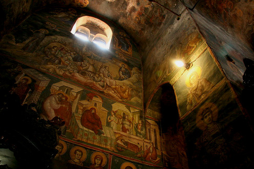 Illuminated Frescoes – Expedition Macedonia by   RichardBangsAdventures.