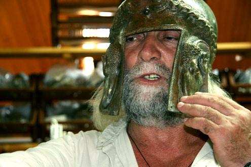 King's Helmet – Expedition Macedonia by RichardBangsAdventures.