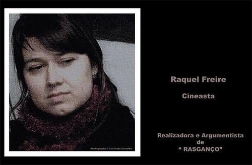 [Raquel Freire]