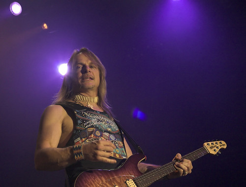 Steve Morse from Deep Purple