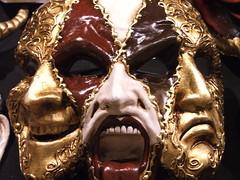 Triptych Mask