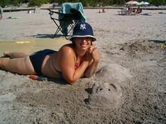 HPIM1322 (Christine Simard) Tags: beach wasaga sandbanks