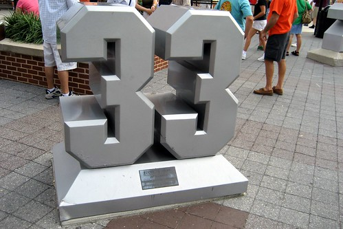 Baltimore - Camden Yards: Retired Numbers - Eddie Murray (#33)