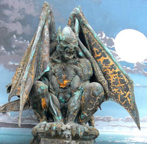 Gargoyle by Vicki & Chuck Rogers