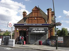 Picture of Wimbledon Park Station
