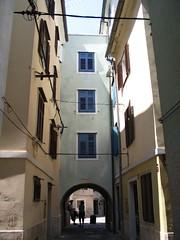 A street in Piran (Mike UCL) Tags: slovenia piran