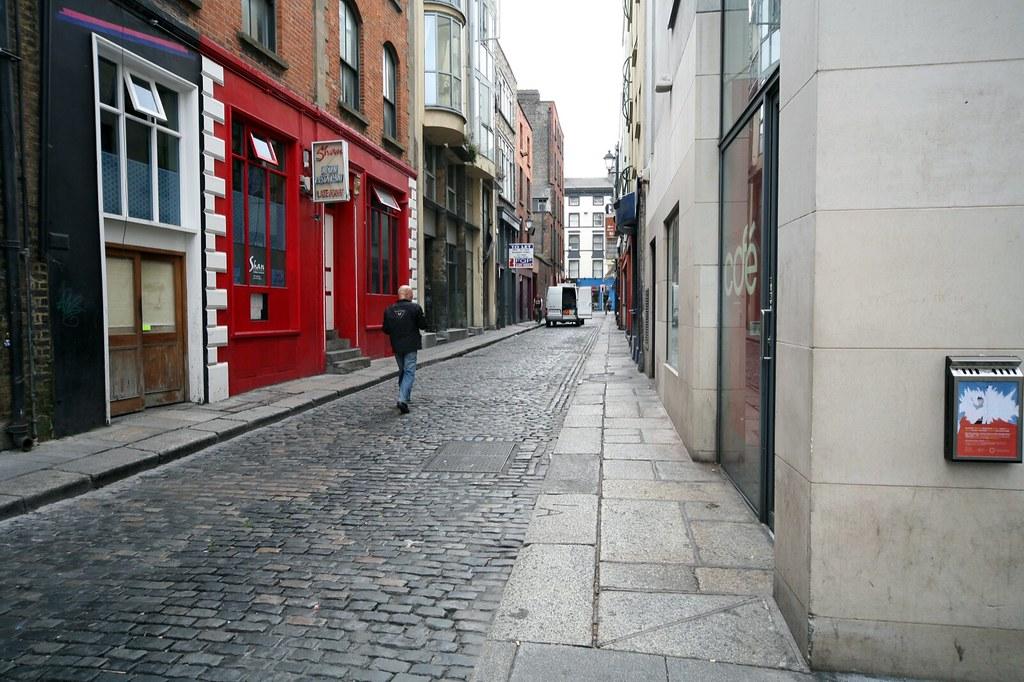 TEMPLEBAR DUBLIN