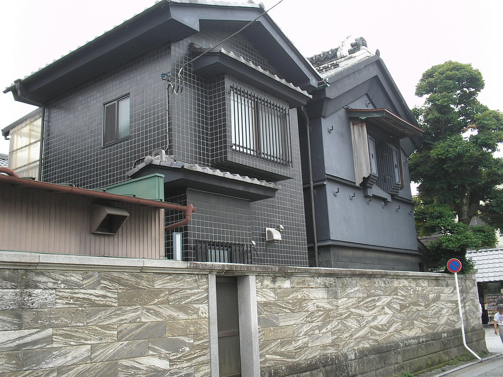 Merchant house and stronghouse (kura), Ashikaga