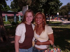 me and tracy (_xmyrin) Tags: reunion girlscouts downey