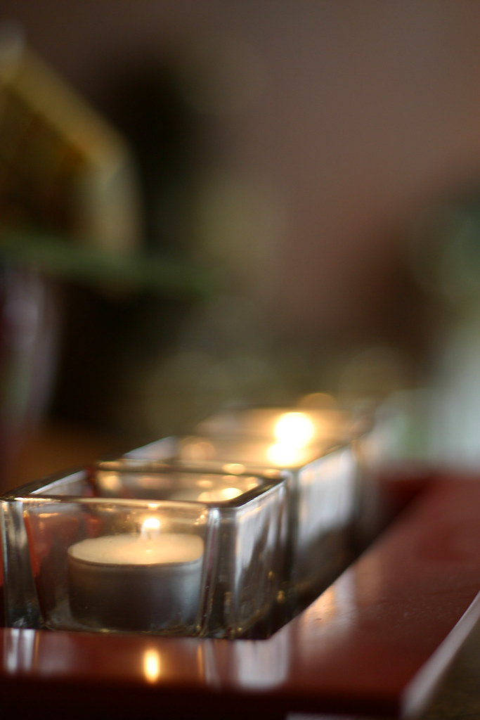 Photo of fragrant candles