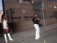 Street Workers (heronpreston) Tags: heron blog spain preston prostitutes madrd