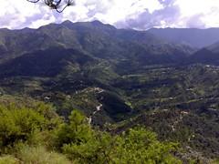 View of the valley (Seemant Mathur) Tags: trip mukteshwar nainital august2006