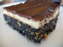 Nanaimo Bar (.michael.newman.) Tags: ontario canada bar square dessert coconut chocolate ottawa cream nanaimo