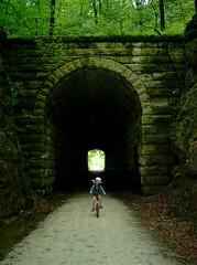 Katy Trail near Rocheport
