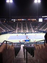 Through the tunnel (Joits) Tags: carson tennis tenniscourt sportsphotography homedepotcenter tennismatch jpmorganchaseopen