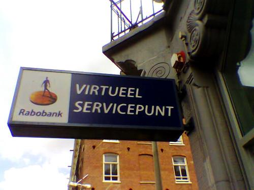virtueel servicepunt