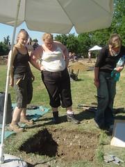 DSC03722 (wickenpedia) Tags: archaeology kat julia naomi wicken wwwwickenarchaeologyorguk