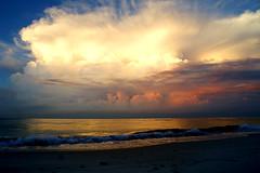 what a beach (highsmith) Tags: ocean beach sunrise alabama gulfshores