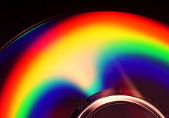 Rainbow on cd - by hinderik