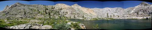 20060824 Island Lake Panorama