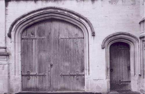 magdalen doors