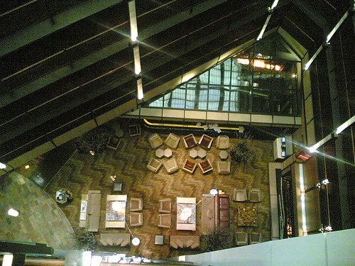 Tribeca Grand lobby