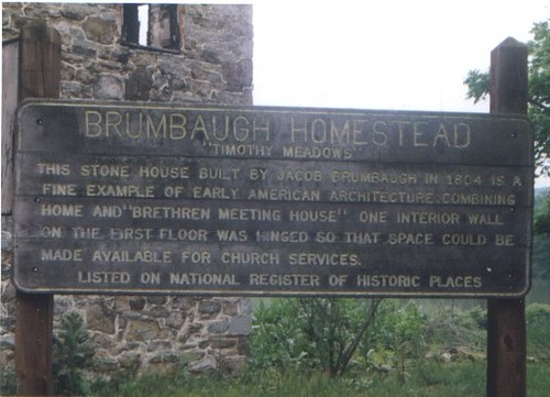 Brumbaugh Homestead