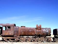 Cemeterio de trenes