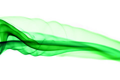 Incensed 04 (laurence_grayson) Tags: colour green photoshop smoke swirl incense