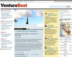 VentureBeat Launch