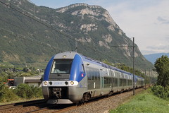 Valence - Annecy en Savoie (Maxime Espinoza) Tags: alpes chambry savoie sncf rhone ter agc b82500