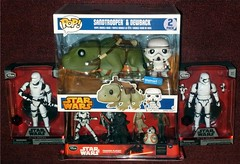 Exclusive Purchases (Darth Ray) Tags: star store order force first disney pop walmart elite stormtrooper series wars figurine exclusive playset purchases dewback sandtrooper awakens flametrooper