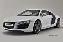 Audi R8 (SpeedHunter XxX) Tags: car canon eos model audi 118 r8 diecast kyosho
