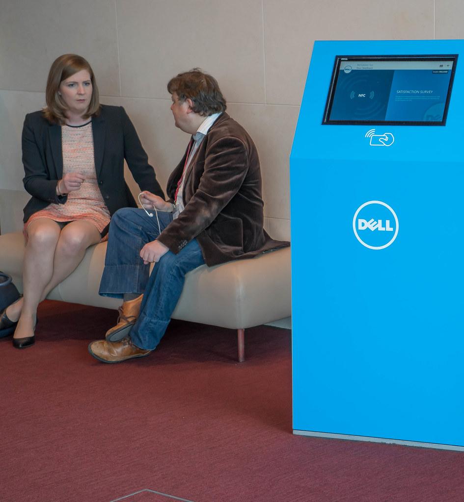 Niamh Townsend GM Dell Ireland Interviewed By Ronan Leonard [Irish Tech News] REF -107621