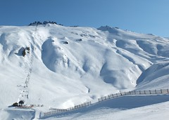 Treble Cone Saddle Basin (30 July 2015)