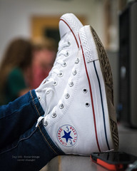 """Day 251- Some things never change! (Wishard of Oz) Tags: converse hightops chucks day251 2015 project365 edition"""" 365the 2015yip 365in2015 08sep15 28082992"""