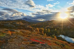 Fall in the arctic of Norway (journey ej) Tags: