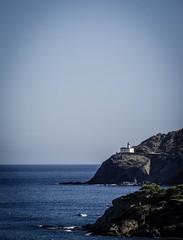 Far de Cala Nans (tee_loco54) Tags: lighthouse spain sony espagne far phare cala cadaques nans hx50 calanans farcalanans calananslighthouse