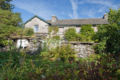 Beashouse -EXPLORED thanks! No. 446 on 28/09/15 (jimj0will) Tags: england house field rural countryside gate north lakedistrict beatrixpotter beatrix nationaltrust hilltop