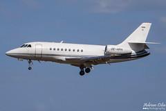 Goldeck-Flug --- Dassault Falcon 2000 --- OE-HPH (Drinu C) Tags: plane 2000 aircraft aviation sony falcon dsc mla dassault bizjet privatejet lmml oehph hx100v goldeckflug adrianciliaphotography