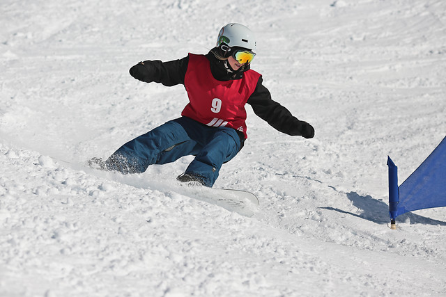 DB Export Banked Slalom 2015 - Treble Cone - Jamie Middleton