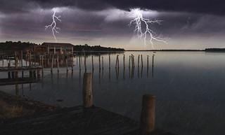 Amazing photoshop weather effects !