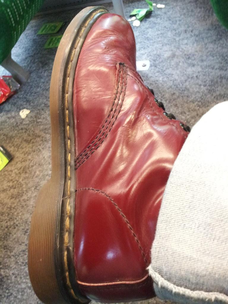 Doc Martens  Hole Shoe Lace Size