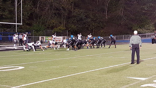 "Woodland Hills vs. Upper St. Clair - Oct 2, 2015 • <a style=""font-size:0.8em;"" href=""http://www.flickr.com/photos/134567481@N04/21713547650/"" target=""_blank"">View on Flickr</a>"