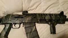 20150922_215013 (cahill541) Tags: woodland camouflage 12 shotgun saiga