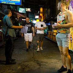Pussy Ping Pong? (gary_p_p) Tags: bangkok pussy streetphotography bangkokstreet