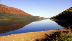 Loch Lochy (edowds) Tags: lake water landscape scotland october scenery scenic glen hills loch waterscape 2015 lochlochy greatglen leterfinlay