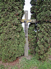 Horn, Flurkreuz (RainerV) Tags: germany geotagged nikon kreuz osm horn stein deu nordrheinwestfalen openstreetmap 15103 flurkreuz erwitte kreissoest rainerv geo:lat=5160967218 geo:lon=826172277 free4osm