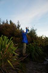 Selfie time (4seasonbackpacking) Tags: winter newzealand walking collingwood hiking backpacking nz southisland toots ta tramping selfie nobo achara teararoa collingwoodbay teararoatrail 4seasonbackpacking fourseasonbackpacking tatrail