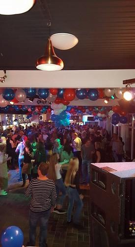 Heliumballonnen EBOH Dordrecht